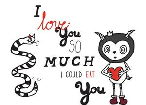 I <3 you so much...